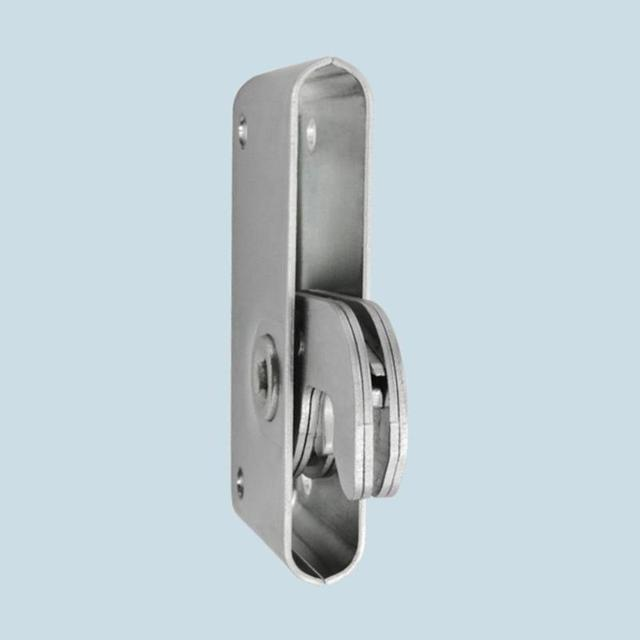 LED Display Waterproof Electric Bolt Mortise Door Hook Lock SPCC Cold Rolled Steel Safety Drop Limit Lock for Control Security