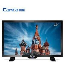 Canca dtmb cmmb dvb-t tv 19 pulgadas tv full hd hdmi/usb/av/rf/vga multi-interfaz de monitor de salud visual elegante estrecho