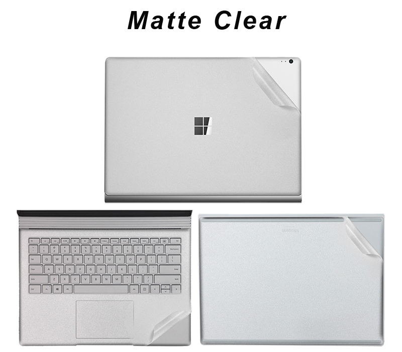 matte clear