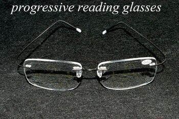 نظارات للقراءة النساء كلارا فيدا بدون شفة إطارات دراجة تسلق الجبال خفيفة الوزن 2g إطار الرجال النساء التقدمي نظارات للقراءة + 1 + 1.5 + 2 + 2.5 + 3 + 3.5 +...