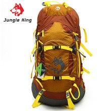 Jungle Roi Extérieure camping épaule sac hommes et les femmes en général de marche sac à dos 55L voyage alpinisme sac étanche sport