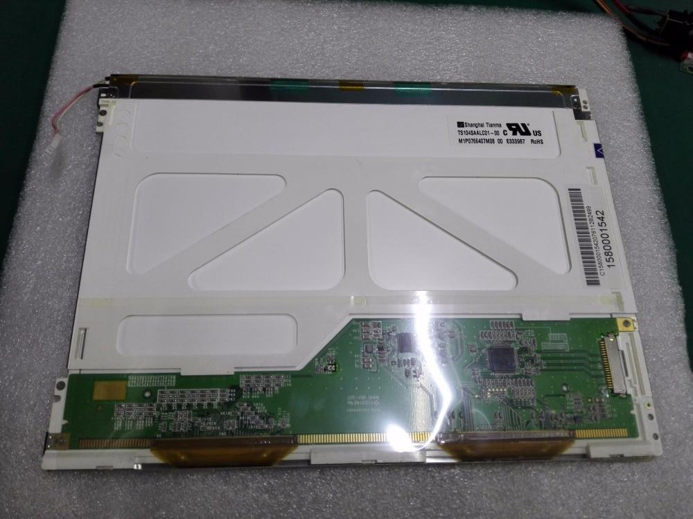 original new S104SAALC01-00 TM104SDH01 Pegasus 10.4 inch industrial LCD original prototype