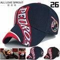 2017  Moto GP Sport Cotton F1 Racing Car Baseball Caps PEDROSA Number 26 Motorcycle Bone Snapbacks Sports Outdoor Trucker Hats