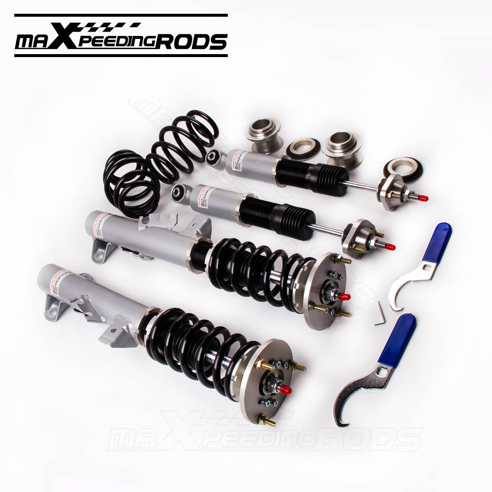 Coilover suspensions kit for bmw e36 3 series m3 coupe limo saloon estate 318i 318is 328i