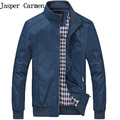 2017 nova moda primavera outono masculino jaqueta casual mens jaquetas e casacos chaquetas hombre plus size 3XL 49