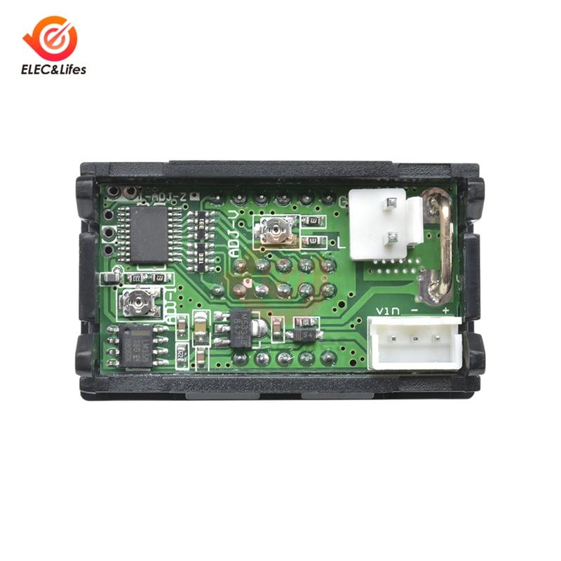 HTB1G2GzbMKG3KVjSZFLq6yMvXXaQ DC 0-100V 10A 50A 100A Electronic Digital Voltmeter Ammeter 0.56'' LED Display Voltage Regulator Volt AMP Current Meter Tester