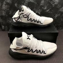 b129b68ce Y-3 Boost series popcorn socks Samurai jogging casual shoes Men s shoes