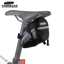 Roswheel Outdoor Mountain Road Cycling Bicycle Bike Waterproof Bag Under Seat Saddle Tail Rear Pouch Pannier Accesorios