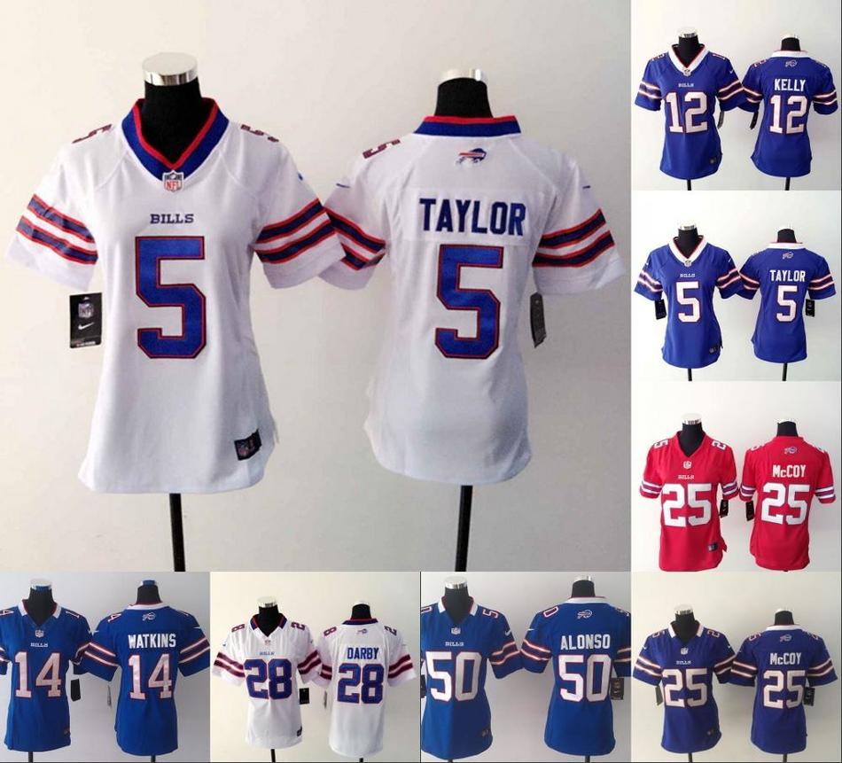 Wholesale buffalo bills jersey aliexpress  for cheap