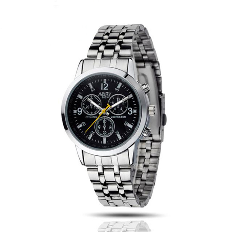Watch Women Clock Luxury Waterproof Stainless Steel Quartz Women Noble Wrist Watch Jewelry Gift Charming Comfortable