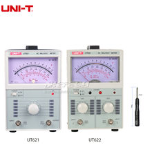 UNI-T UT621 Analog voltage/digital voltmeter/analog multimeter 100uV-300V Millivoltmeter(China)