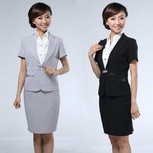Women Suit Dress Uniform Woman Uniforms Suit Ladies Uniforms Office