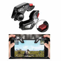 1Pair Mobile Game Fire Button Aim for Key Smart Phone Mobile Game Trigger L1R1 Shooter Controller for PUBG For iphone Android