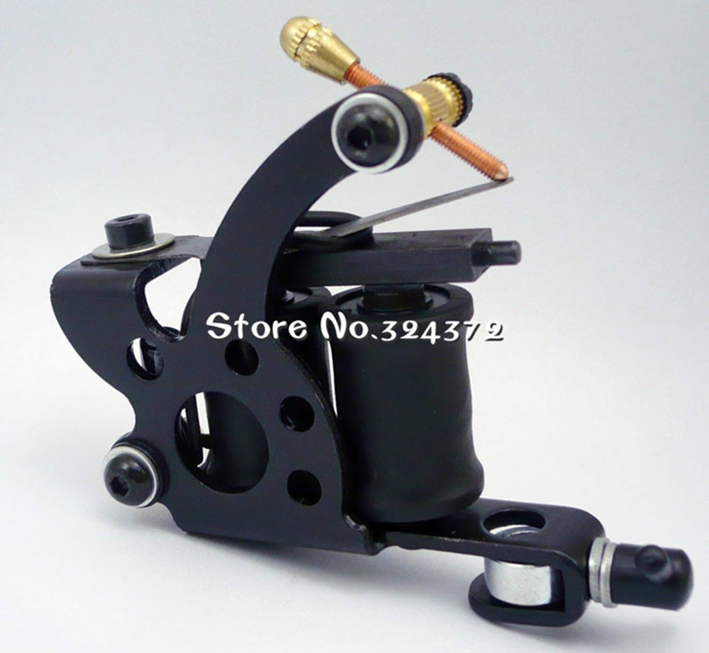 equipments for cosmetic body art tattooing, high assembly professional rotary tattoo machine kit