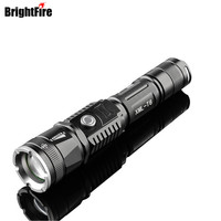 The Best For Lighting Professional USB Rechargeable Super Bright 5 Modes CREE XML T6 LED Flashlight