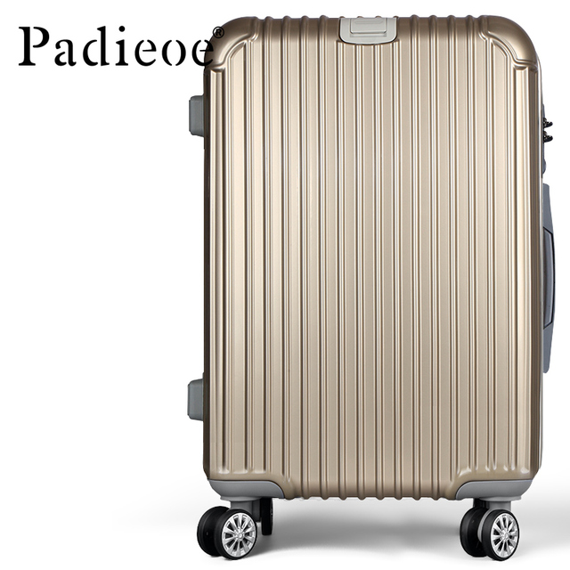 New Hot Trolley Suitcase ABS Suitcases Travel Luggage Trolley Bags Women Travel Men Scooter Skateboard Luggage Suitcase