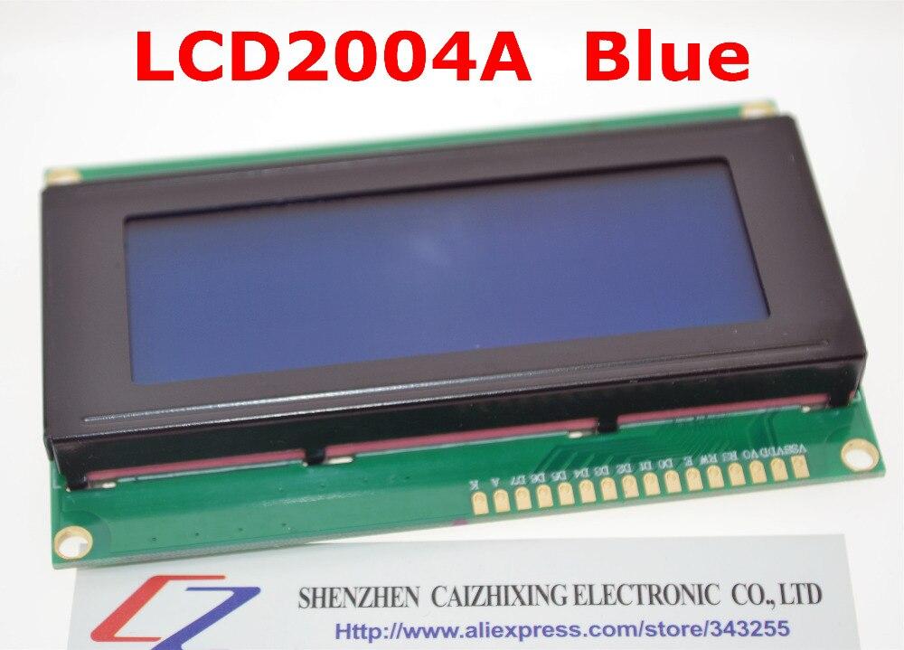 LCD Board 2004 20*4 LCD 20X4 5V Blue Screen LCD2004 Display LCD Module LCD 2004