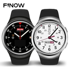 New Finow X3 Smart Watch Android OS Ram512MB and Rom4GB Support GPS Bluetooth 3G Sim Card for Android&IOS PK LES2 Watch Phone