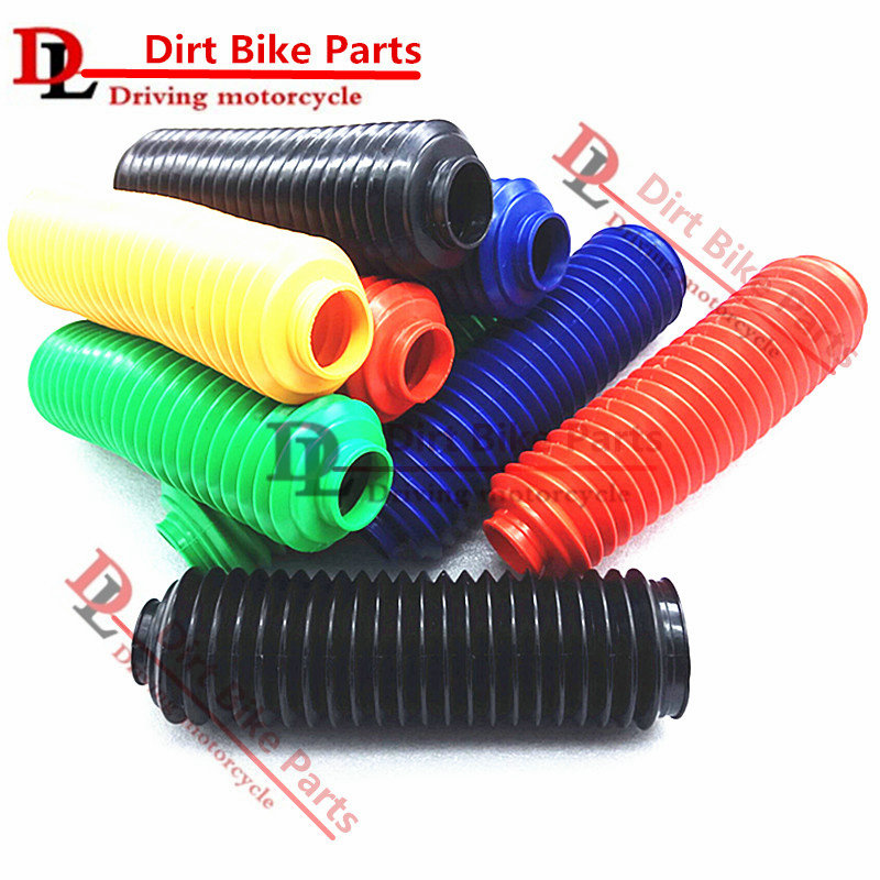 Free shipping for KL250 XG250 XT225 AX-1/250 Modified front shock absorption absorber fork suspension damping dust cover mbm after the shock yama modified damping shock absorber of motorcycle wildfire wildfire damper