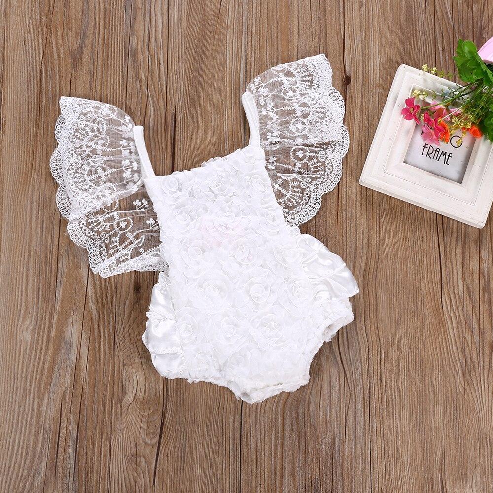 2 Pc Kleinkind 0-24 M Neugeborenen Baby Mädchen Set MÄdchen Floral Body Bebe Sunsuit 1 Stücke Outfits Mädchen Kleidung Set