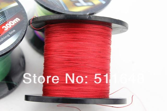 Free Shipping 1000m PE Braid Fishing Line 4 weave braided wire 15 20 25 30 35 40 50 60 70 80LB
