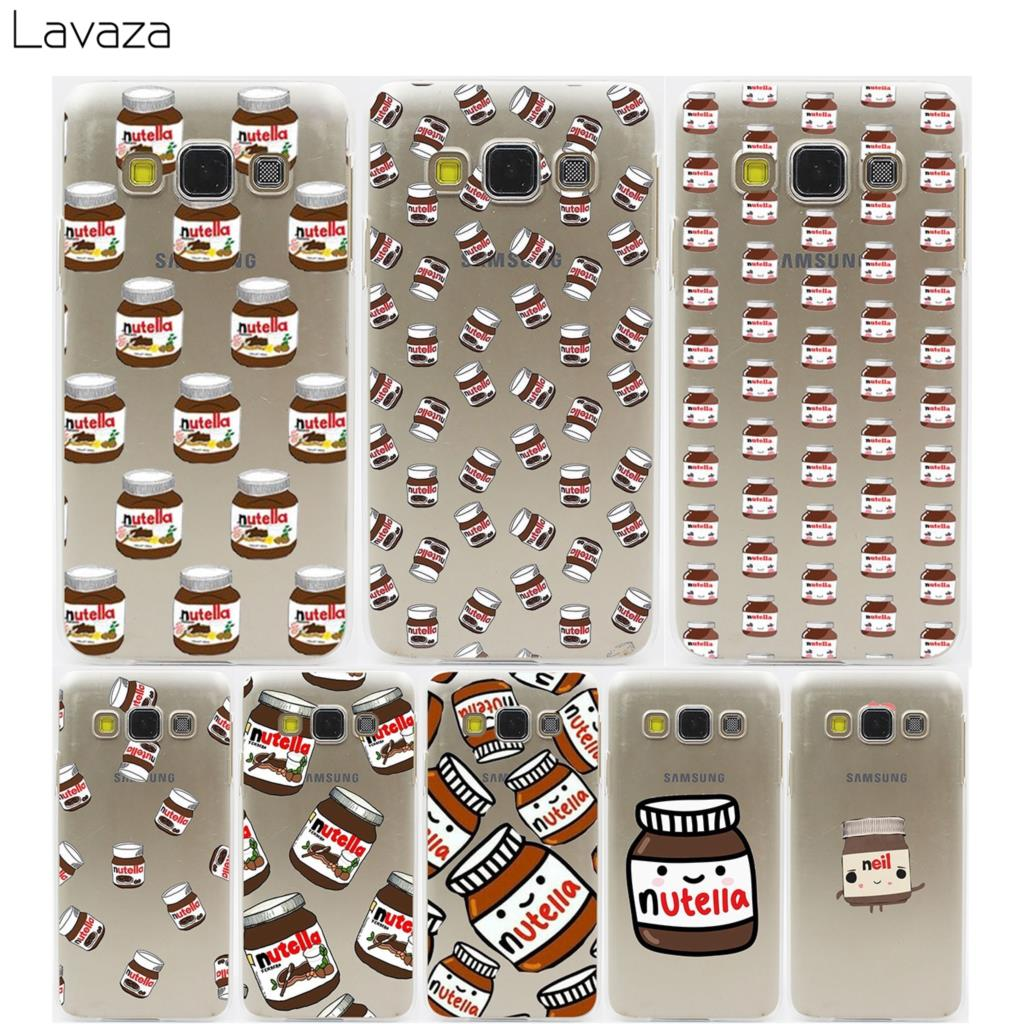 Popular cover samsung galaxy s5 nutella and get free shipping ...