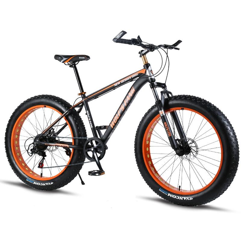 Vtt vélo de route En alliage D'aluminium cadre 26x4.0