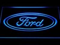 D007 Carro Ford LEVOU Sinais de Néon com On/Off Switch 7 cores enviado em 24 horas