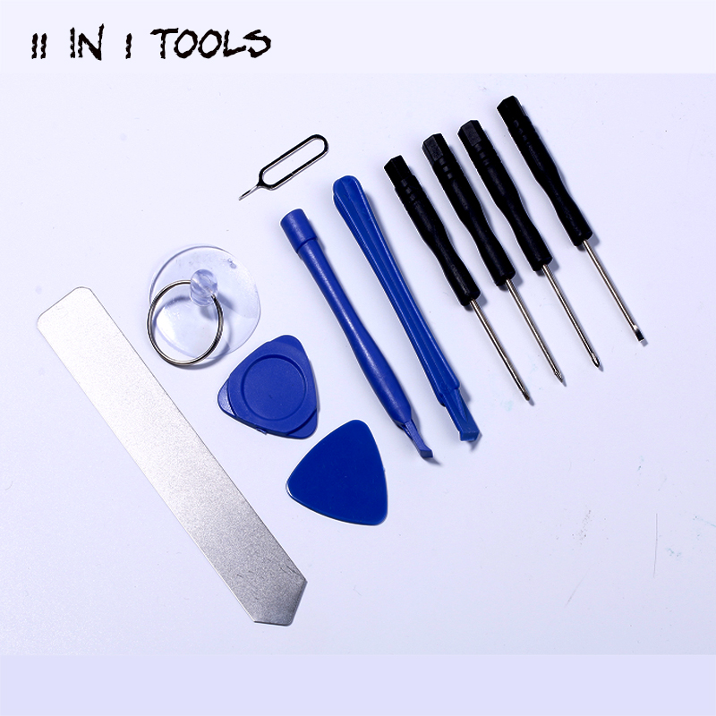 11 in 1/9 IN 1 Opening Pry Tools Screwdriver Repair Kit Set Screwdriver For iPhone Android Smart Mobile Phone laptop image