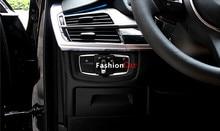 Interior del coche de la lámpara de la linterna interruptor de botón de ajuste de la cubierta Para El BMW Serie 2 F46 F45 Gran Tourer Tourer Activa 2015 2016