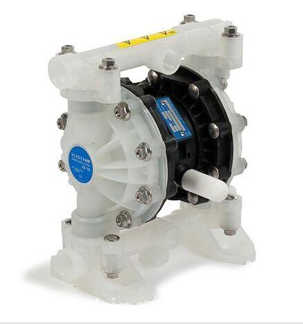 Fred imported German verder VA15PPPPTFTF pneumatic diaphragm pump us aro ingersoll rand model 666120 3eb c 1 inch pneumatic diaphragm pump