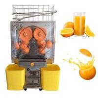 110 В 220 В нержавеющая сталь Электрический цитрусовые соков машина Оранжевый Соковыжималка лимонный сок пресс соковыжималка машина, вытяжка