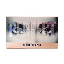 Beauty Glazed Shimmer Eye Shadow Pigment Palette Cosmetic Eye Shadow Palette Waterproof Make Up Palette Palette Maquillage Yeux