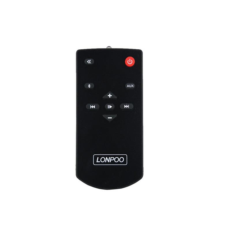 LONPOO Soundbar Bluetooth Högtalare 10W USB Högtalare För Datorer - Bärbar ljud och video - Foto 4