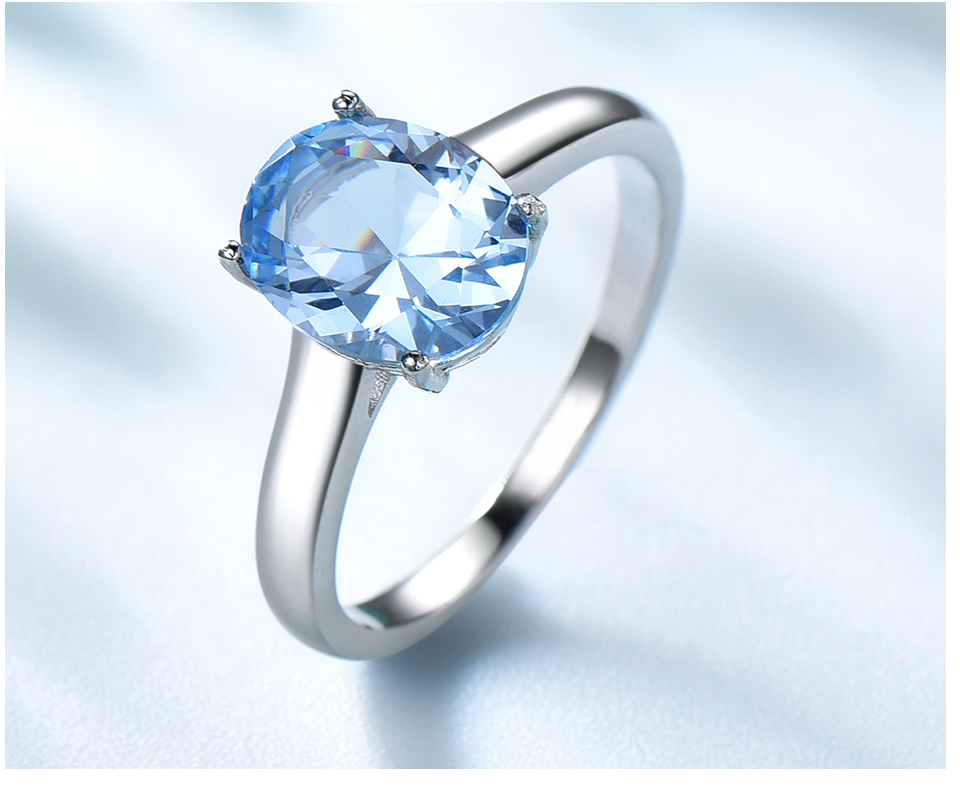 UMCHO ?Nano Sky Blue Topaz 925 sterling silver ring for women RUJ09B-1-pc (5)