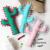 INS exclusivos feitos à mão bola cactus forma travesseiro almofada boneca de pano brinquedos das crianças
