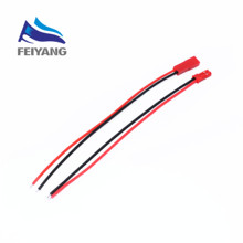 20pairs 150mm JST male female connector plug cable for RC ESC LIPO Battery Helicopter DIY FPV Drone Quadcopter
