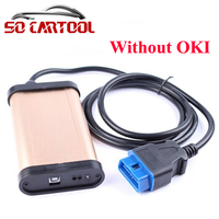 (3PCS/Lot) 2014.R3 Software Auto TCS CDP PRO With Bluetooth Diagnostic Tool without OKI Chip OBD2 Scanner by DHL Free
