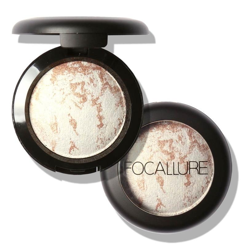 Focallure Eyeshadow Make Up Maquiagem Matte Eyeshadow Baked Eye Shadow Earth Color Pigment Cosmetic Makeup Eye Shadow Palette
