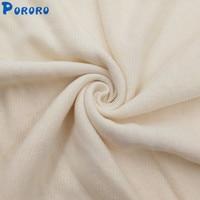 1M Hemp Cotton Diaper Inner Material Breathable Hemp Cotton For Diaper DIY Baby Diaper Hemp Cotton