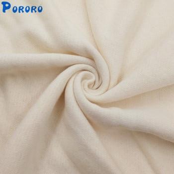 1M  Hemp Cotton Diaper Inner Material Breathable for DIY Baby Insert