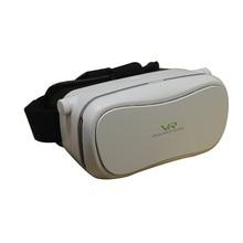 Google Cardboard VR BOX III Version VR BOX 3.0 VR Virtual Reality 3D Glasses Head Mount 3D VR Glasses for 4-6 inch smart phone