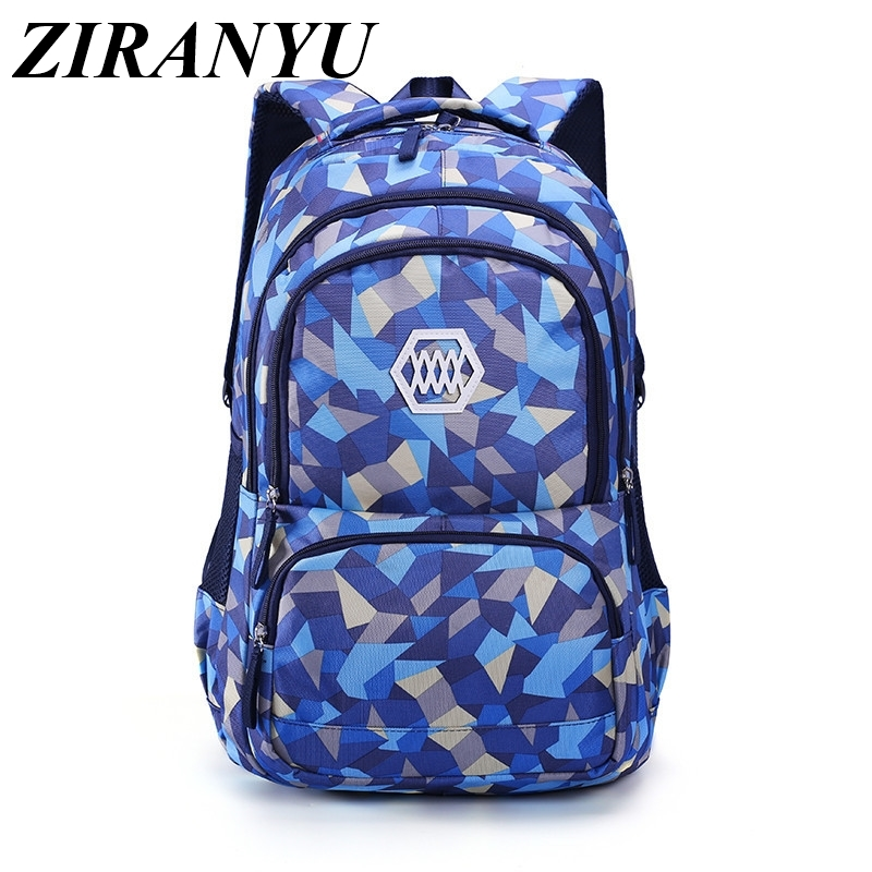 Hot New Women Backpack Children School Bags For Girls Kid Backpacks Large Capacity Schoolbag Portable Bookbag Mochila Enfant