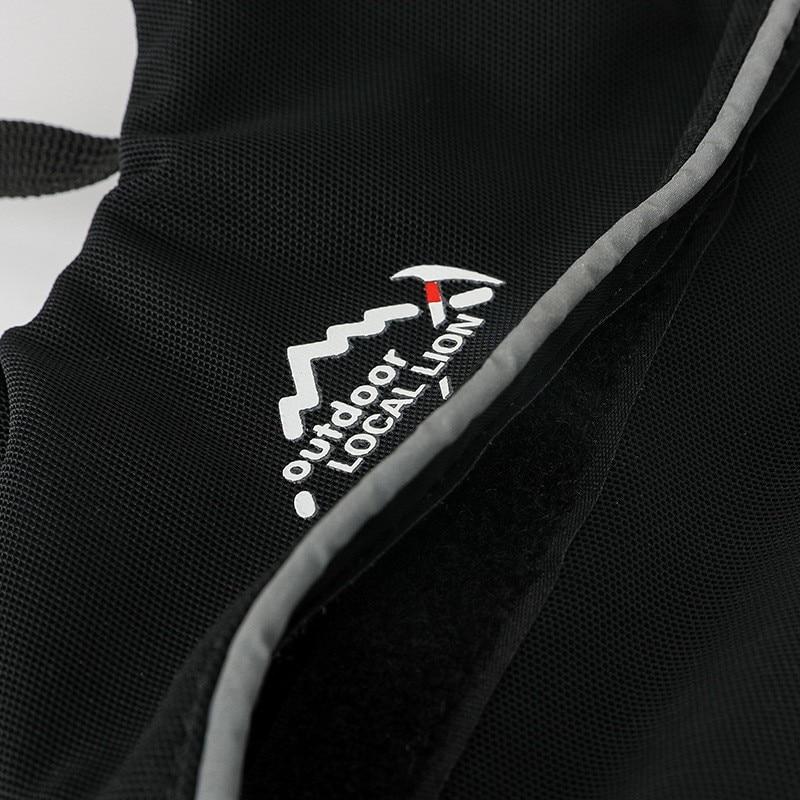 Купить с кэшбэком Marathon Running Bicycle Backpack Men Women Jogging   Backpack Sport Breathable Vest Back Pack Outdoor Riding Hiking Water Bag
