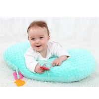 Dropshipping Baby Slope Pillow Newborn Anti spitting Milk Bedding Cushion Infant Nursing Toddler Sleep Breastfeeding Artifact