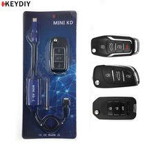 Più nuovo Mini KD Generatore di Chiavi Telecomandi Magazzino in Il Vostro Telefono Android di Sostegno di Fare Più di 1000 Auto Telecomandi Con 4pcs Telecomandi