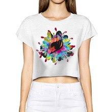 Fairy Tail Women Tops Street T Shirt