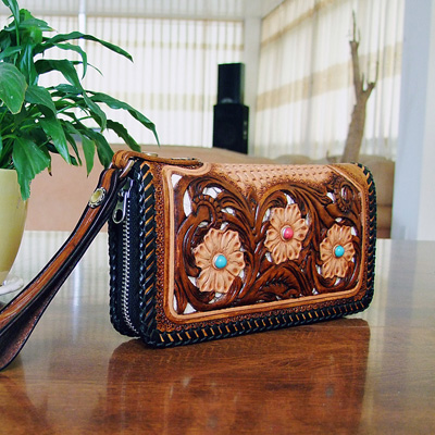 HK OLG.YAT handmade women wallets Vegetable tanned leather wallet womens handbag Cowhide Hand-carved hollow mosaic Snakeskin bag difenise vegetable tanned leather wallets vintage hollow out style womens fashion short clutch wallet high quality with gift box