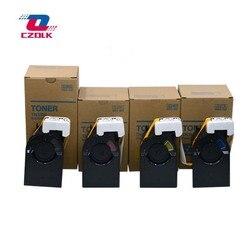 Nowy kompatybilny TN310 wkład z tonerem dla Konica minolta bizhub C350 C351 C450  4 sztuk/zestaw