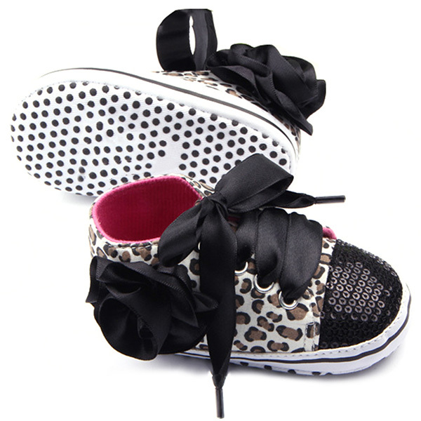 Infant-Kid-Girl-Leopard-Bling-Shoelace-Shoes-Baby-Toddler-Soft-Sole-Sneaker-Crib-Shoes-4